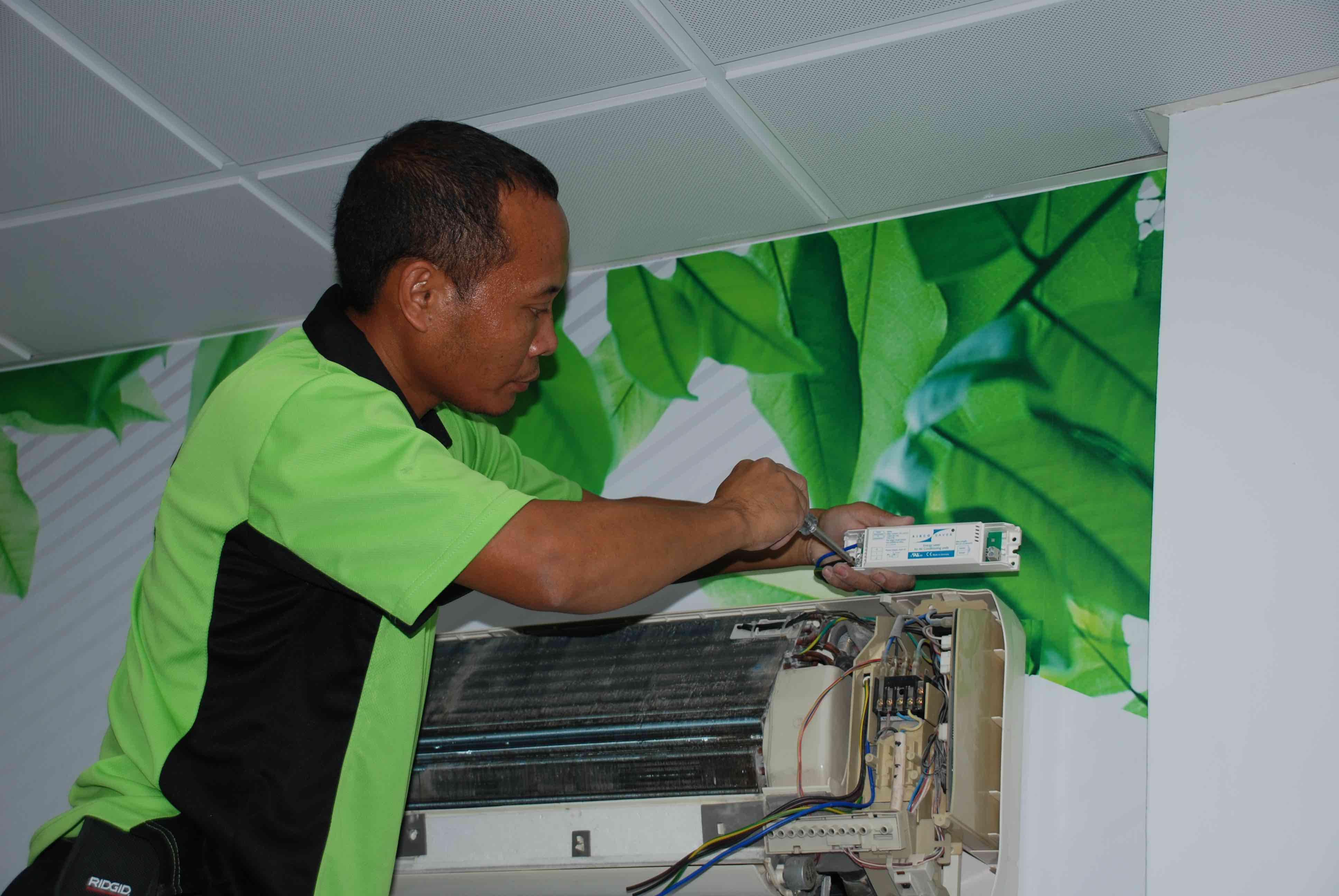 A/C Energy Saver